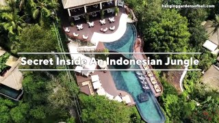 The Infinity Pool Hidden Inside Indonesian Forest