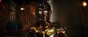 STAR WARS THE RISE OF SKYWALKER Movie - End - Daisy Ridley, Oscar Isaac, John Boyega