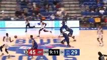 Justin Robinson (19 points) Highlights vs. Delaware Blue Coats