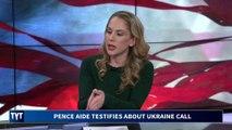 "Pence Aide: Ukraine Call Was ""Unusual"""