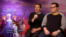 Frozen 2 - Exclusive Interview With Josh Gad & Jonathan Groff