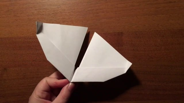 How To Make a Paper Airplane that Flies Far - World's Best Paper Airplane (Typhoon) PaperManCraft