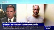 Trois mois après le suicide de Jeffrey Epstein dans sa cellule, les gardiens de prison inculpés