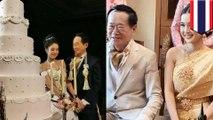 Pria 70 th kaya baru pertama menikah dengan wanita 20 th- TomoNews
