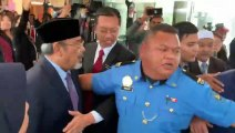Two Umno MPs almost duke it out in Parliament