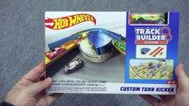 Custom Turn Kicker - Hot Wheels Track Builder Setleri