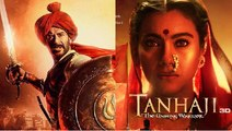 'Tanhaji: The Unsung Warrior' trailer: Bollywood lauds Ajay and Saif's film