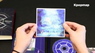 "CIX 2nd Album ""HELLO"" Chapter 2. [Hello Strange Place] Unboxing"