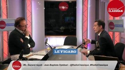 Jean-Baptiste Djebbari - Radio Classique mercredi 20 novembre 2019