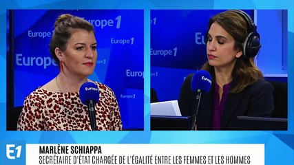 Marlène Schiappa - Europe 1 mercredi 20 novembre 2019