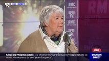 """Jacqueline Gourault: la réforme des retraites """"se fera quand tout le monde sera prêt, y compris les syndicats"""""""