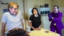 JOKER & HARLEY QUINN vs The Addams Family (epic parody!) The Sean Ward Show