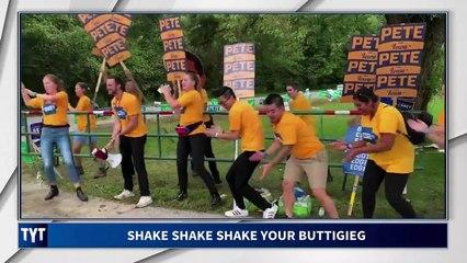 Cringey Pete Buttigieg Dance Craze