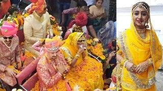 Mohena Kumari Singh Latest reception held in Madhya Pradesh Rewa; See Pictures | Boldsky