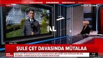 Şule Çet davasında savcı mütalaasını açıkladı! Çağatay Aksu için 'müebbet' hapis cezası istedi