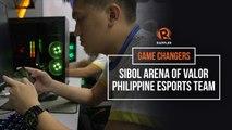 Sibol Arena of Valor strikes for gold
