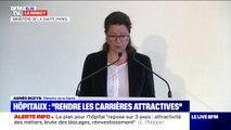 Édouard Philippe annonce une augmentation d'1,5 milliard d'euros du budget pour le secteur hospitalier pour les 3 prochaines années