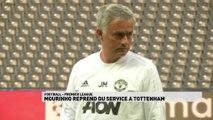 Jose Mourinho nommé nouvel entraîneur de Tottenham