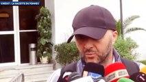 Djamel Belmadi s'énerve quand on lui parle de Aouar et Adli
