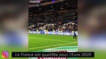 La France est qualifiée pour l'Euro 2020