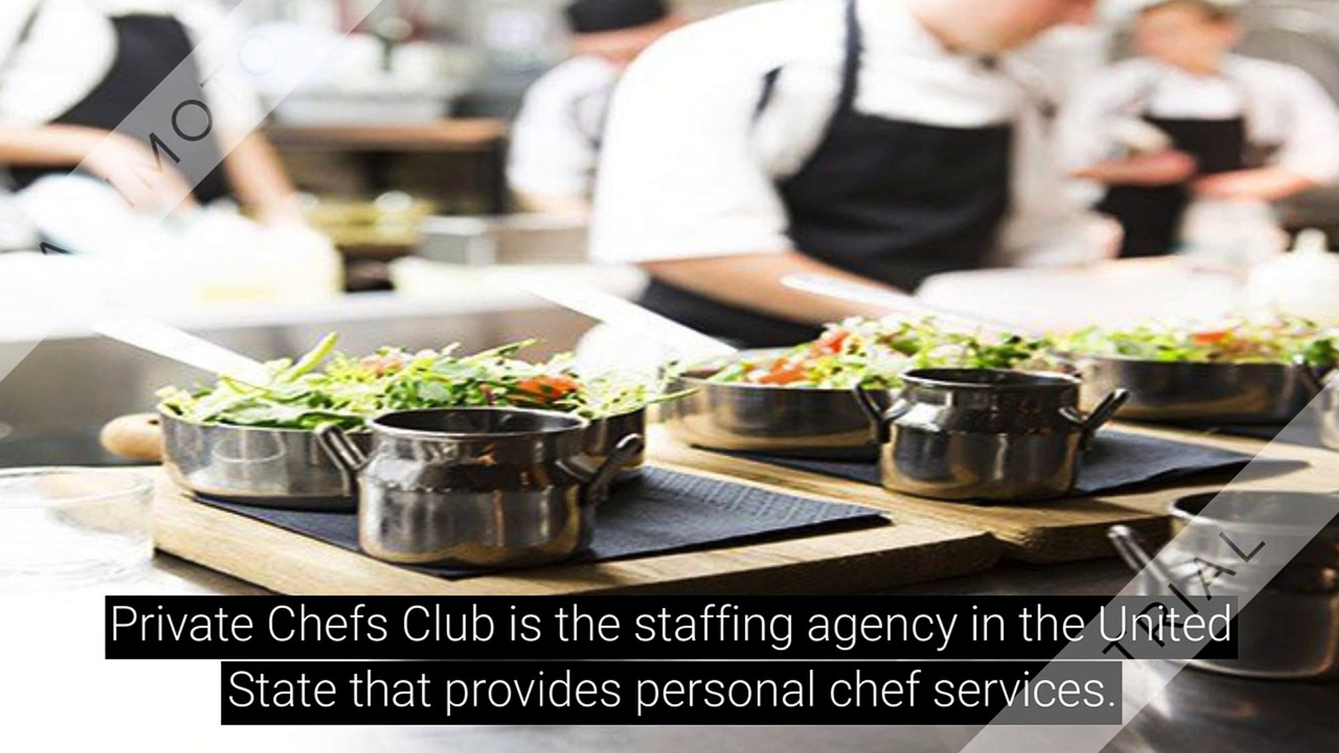 Personal Chef Services Private Chefs Club Video Dailymotion