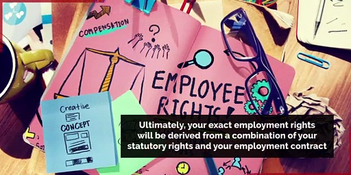 Employment rights – UK employment rights explained