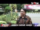 Ade Armando Diperiksa Polisi soal Meme Joker Anies