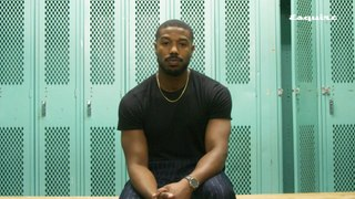 Michael B. Jordan Goes Home