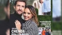 Chenoa y Miguel desvelan la fecha y lugar de su boda