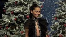Emilia Clarke was uncomfortable with excessive 'Game of Thrones' n*de scenes