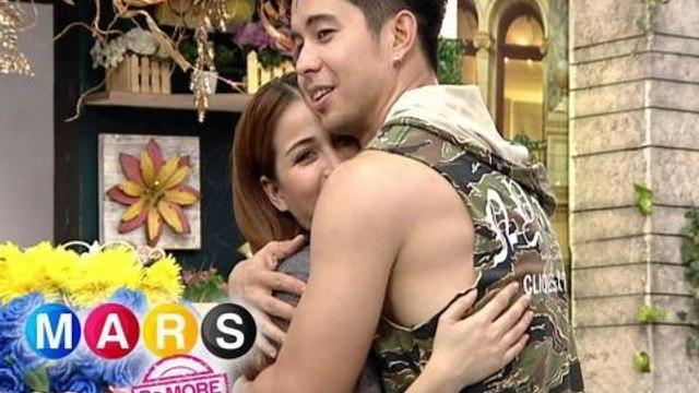Mars Pa More: Dianne Medina and Rodjun Cruz's kilig couple workout! | Push Mo Mars