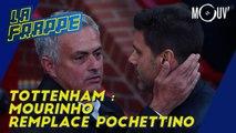 Tottenham : Mourinho remplace Pochettino