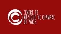 Centre de musique de chambre de Paris : bach café croissant