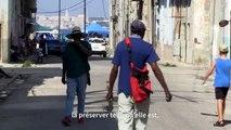 500e anniversaire de La Havane: le pêcheur Roberto Molina