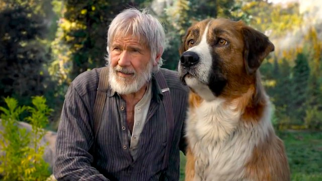 The Call of the Wild with Harrison Ford - Official Trailer