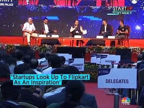 Startup Street checking into Bengaluru Tech Summit to take stock of India's startup ecosystem