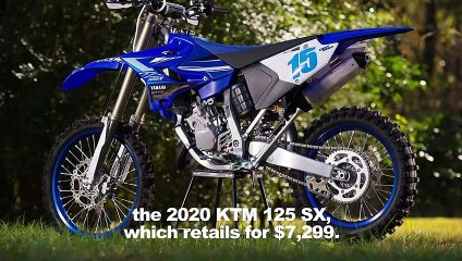 2020 Yamaha YZ125X Review First Ride