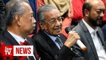 Dr M: Gov mulling over reshuffle, possibly before APEC