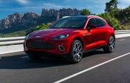 VÍDEO: Todos los detalles del Aston Martin DBX 2020, el primer SUV de la marca