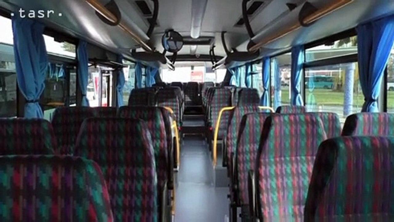 Do vozového parku SAD Prešov pribudlo desať nových autobusov