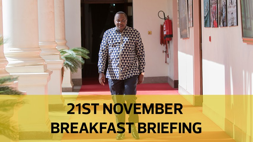 Civil servants contracts | Matiang'i's Sh1bn Huduma cards | Wako dares the US: Your Breakfast Briefing