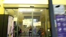 Opération «soignants morts» à l'hôpital de Martigues