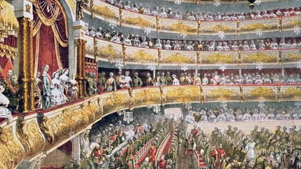 Theater by Various Painters