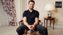Jamie Dornan : « l'odeur qui me rassure est celle de ma femme »