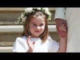 La princesse Charlotte, une showgirl dans l'âme  les confidences amusantes de Kate Middleton