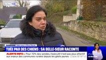 """Tuée par des chiens: """"On va se battre pour Élisa et Enzo"""" réagit Sandrine, la belle-sœur d'Élisa Pilarski"""