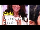 Carla Bruni, rassurée, passions, «douloureux» sacrifice de Nicolas Sarkozy