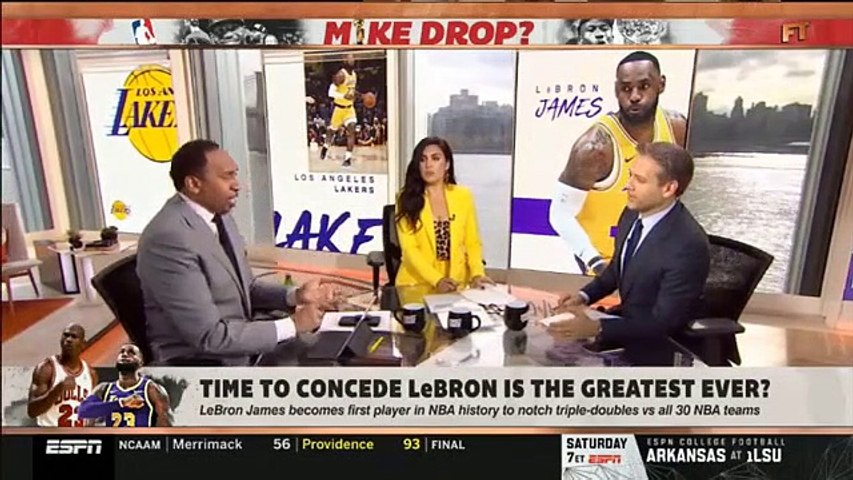 first take recap full show 11/20/19. 33 minutes long