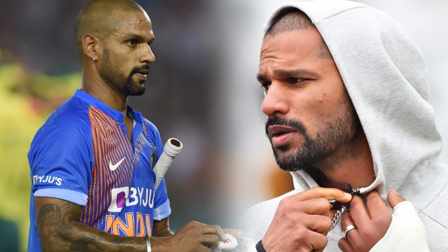 Shikar Dhawan may lose his chance in Indian team