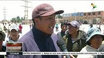 Comunidad de El Alto denuncia varias muertes tras represión policial